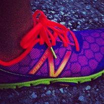 New Balance's Minimus Fours are great for those short easy runs and a day at Disney.